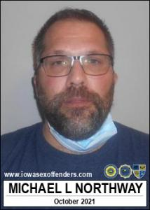 Michael Lee Northway a registered Sex Offender of Iowa