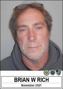 Brian Wayne Rich a registered Sex Offender of Iowa
