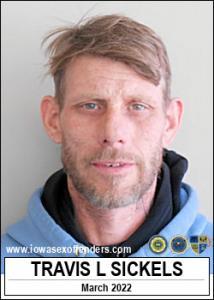Travis Lynn Sickels a registered Sex Offender of Iowa