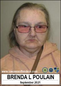 Brenda Lee Poulain a registered Sex Offender of Iowa