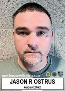 Jason Ronald Ostrus a registered Sex Offender of Iowa