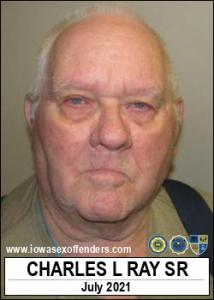 Charles Lindsey Ray Sr a registered Sex Offender of Iowa
