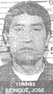 Jose Sichique a registered Sex Offender of New York