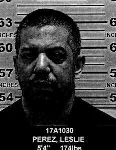 Leslie Perez a registered Sexual Offender or Predator of Florida