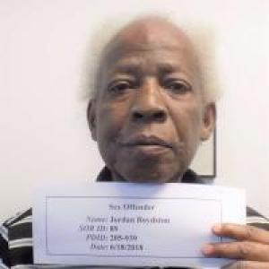 Jordan Boydston a registered Sex Offender of Washington Dc