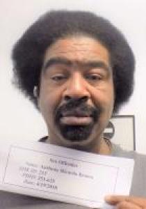 Anthony Ricardo Brown a registered Sex Offender of Washington Dc