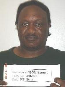 Bernard M Johnson