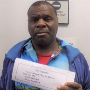 Joseph Charles Brown a registered Sex Offender of Washington Dc