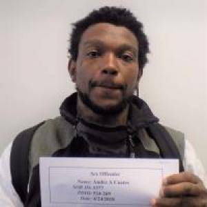 Andre A Coates a registered Sex Offender of Washington Dc