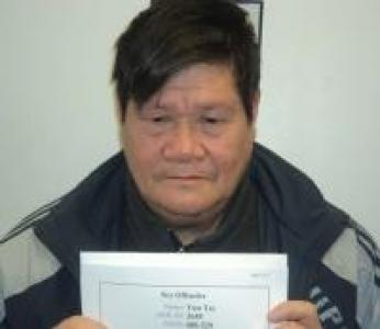 Yun Nang Tse a registered Sex Offender of Washington Dc
