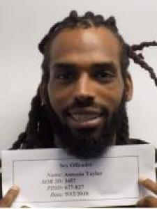 Antonio Stephen Taylor a registered Sex Offender of Washington Dc