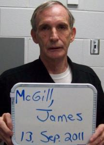 James Frederick Mcgill a registered Sex Offender of Mississippi