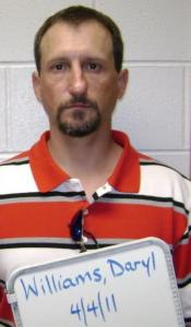 Daryl Ray Williams a registered Sex Offender of Alabama