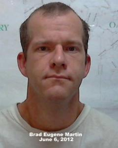 Brad Eugene Martin a registered Sex Offender of Alabama