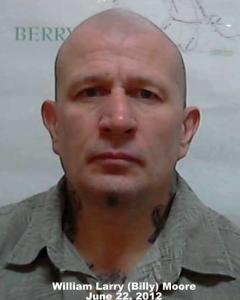 William Larry Moore a registered Sex Offender of Alabama