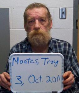 Troy Edsel Moates a registered Sex Offender of Alabama