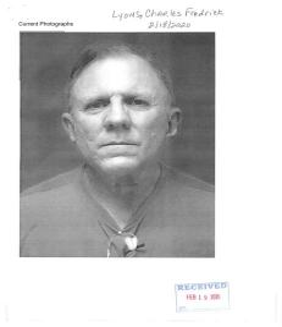 Charles Fredrick Lyons a registered Sex Offender of Alabama