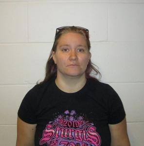 Forsberg Kasey Amy a registered Sex Offender of South Dakota