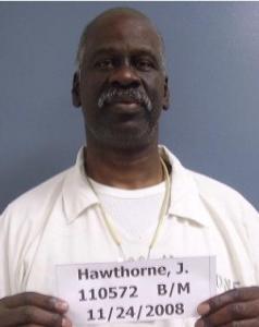 Johnnie Ray Hawthorne a registered Sex Offender of Arkansas