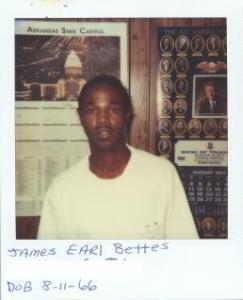 James Earl Bettes a registered Sex Offender of Arkansas