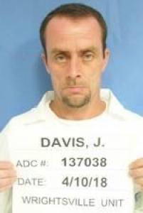 Jeremiah S Davis a registered Sex Offender of Arkansas