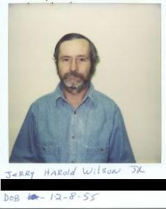 Jerry Harold Wilson Jr a registered Sex Offender of Arkansas