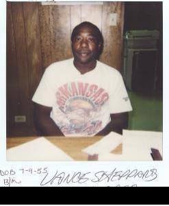 Vance Terry Sheppard a registered Sex Offender of Arkansas