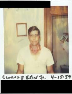 Charles E Efird Jr a registered Sex Offender of Arkansas