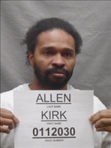 Kirk Edward Allen a registered Sex, Violent, or Drug Offender of Kansas