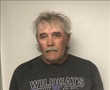 Daniel Dean Sanders a registered Sex, Violent, or Drug Offender of Kansas