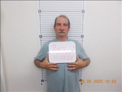 Barry James Fear a registered Sex, Violent, or Drug Offender of Kansas
