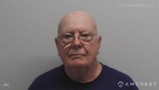 James Joseph Behan a registered Sex Offender of Maryland