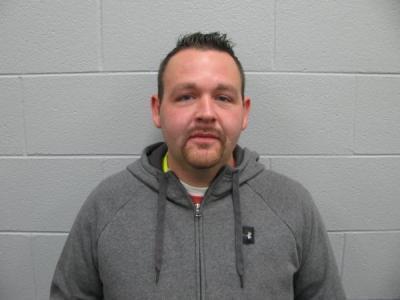 Adam Overholser a registered Sex Offender of Ohio