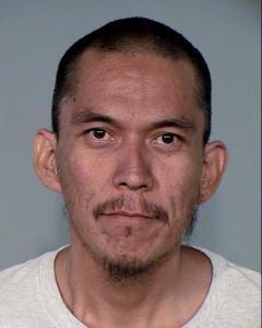 Levon Henry Yazzie a registered Sex Offender of Arizona