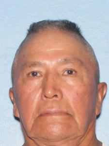 Alex Begay a registered Sex Offender of Arizona