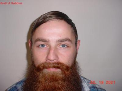 Brett Allen Robbins a registered Sex or Violent Offender of Indiana