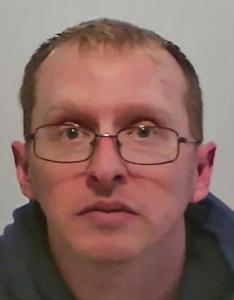 Justin E Smith a registered Sex or Violent Offender of Indiana