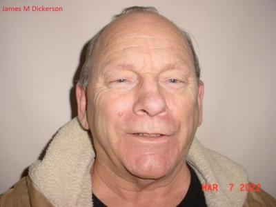 James M Dickerson a registered Sex or Violent Offender of Indiana