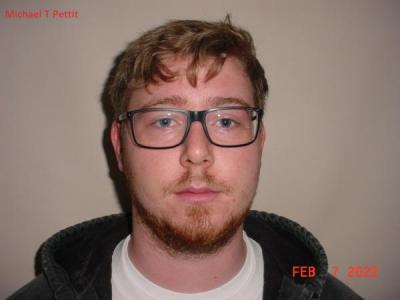 Michael T Pettit a registered Sex or Violent Offender of Indiana