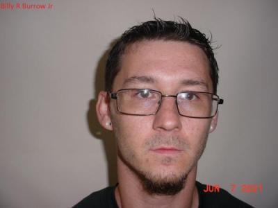 Billy R Burrow Jr a registered Sex or Violent Offender of Indiana