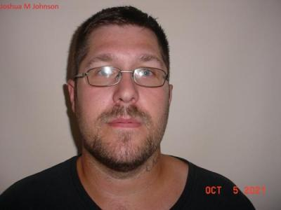 Joshua Mark Johnson a registered Sex or Violent Offender of Indiana