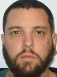 Kody Wayne Riddle a registered Sex or Violent Offender of Indiana