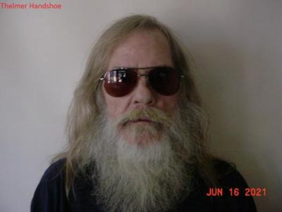 Thelmer Handshoe Sr a registered Sex or Violent Offender of Indiana