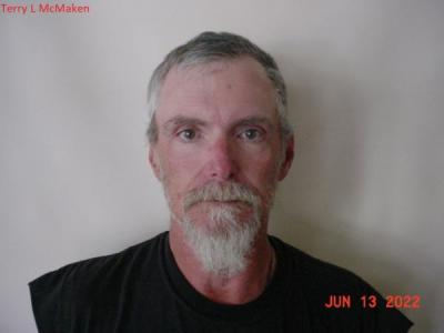 Terry L Mcmaken a registered Sex or Violent Offender of Indiana