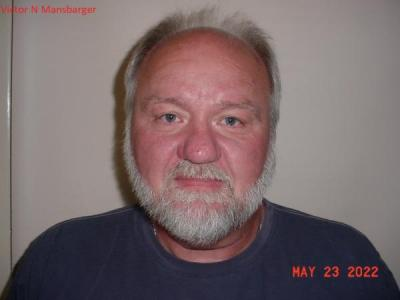 Victor Neal Mansbarger a registered Sex or Violent Offender of Indiana