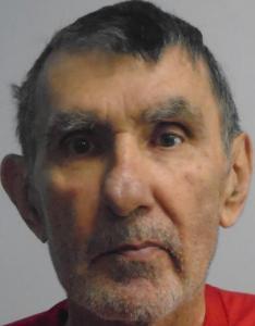 Dorayne Melvin Paulson a registered Sex or Violent Offender of Indiana
