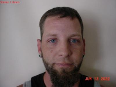 Steven James Hawn a registered Sex or Violent Offender of Indiana