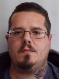 Dustin Anthony Cotton a registered Sex or Violent Offender of Indiana