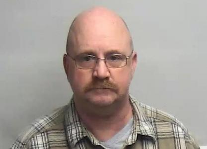 William Duane Bishop a registered Sex or Violent Offender of Indiana
