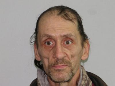 Terry Wayne Hampton a registered Sex or Violent Offender of Indiana